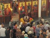 Храмов празник на Св Висарион 2016