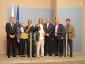 Братя Пареви получиха официално българско гражданство
