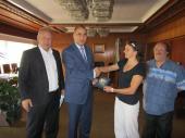 Посещение на вицепремиера Цветан Цветанов в Смолян