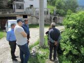 Ръководството на община Смолян се запозна на място с проблемите на ромите