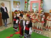 Проект в Детска градина Родопчанче
