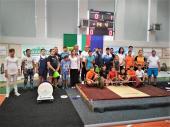 Tурнир по вдигане на тежести в памет на Величко Чолаков