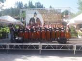 Откриване на националния фестивал С песните на Георги Чилингиров в Полк.Серафимово