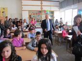 Откриване на учебната година в ПМГ