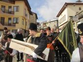 Смолян тържествено отбеляза 140 години от свещената българска свобода